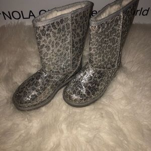 Other - Sparkly Snow Boots